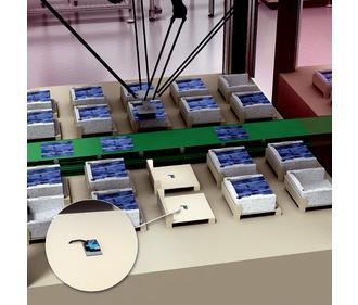 좁은 설치 공간에서 태양광 전지 박스 감지