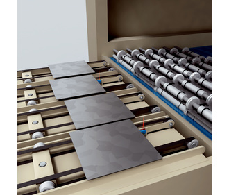초소형 센서를 이용한 태양광 웨이퍼 감지
